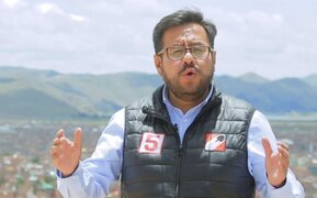 Acción Popular: congresista Carlos Zeballos dio positivo al Covid-19