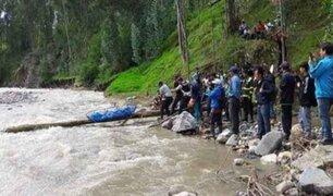 Satipo: investigan posible feminicidio, hallan cadáver de profesora cerca al río Chari