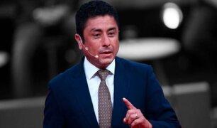 Guillermo Bermejo: congresista anuncia que recolectará firmas para referéndum en Plaza San Martín