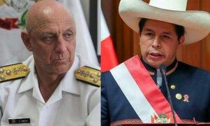 José Cueto sobre decisiones de Pedro Castillo: No está pensando en el país