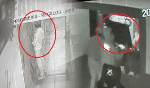 Delincuentes se llevan varios electrodomésticos de una vivienda en Trujillo