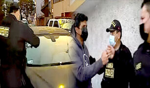 Surquillo: hallan vehículo de alta gama robado a un joven en Surco