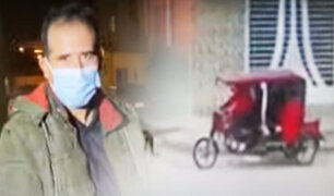 Se incrementan robos de mototaxis en las calles de SJL