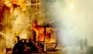 Estados Unidos y Europa: crece alarma por propagación de incendios forestales