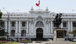 Congreso de la República celebró su 199 aniversario con sesión solemne