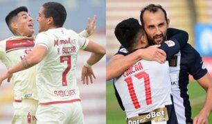 Universitario vs. Alianza Lima: íntimos ganaron 2-1 en clásico del fútbol peruano