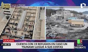 Vecinos de La Punta cuentan con casi 19 refugios en caso de registrarse un tsunami