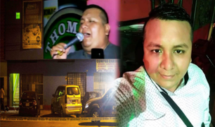Dictan 15 meses de prisión preventiva para cantante y animador por caso Thomas Restobar