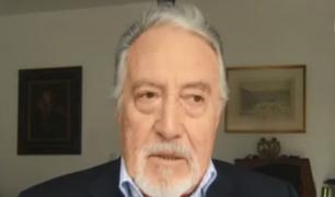 """Ponce: """"nombrar un canciller que tiene simpatía con el Gobierno de Venezuela es caer en lo mismo"""""""