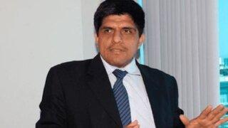 Ministro del Interior: No existe ninguna afectación ni incompatibilidad en mi renuncia a la Fiscalía