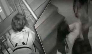 Valiente mujer atrapa a ladrón y frustra robo en su vivienda