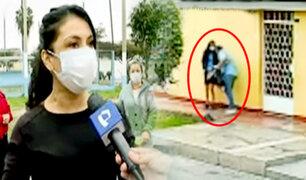 Callao: ladrón en mototaxi asalta a profesora de aeróbicos
