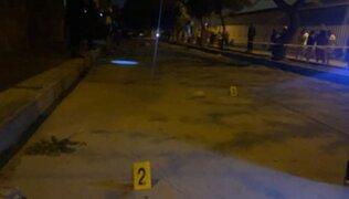 Tumbes: sicarios asesinan a balazos a un joven en distrito de Aguas Verdes