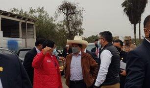 Presidente Castillo aseguró que buscará otra forma de comunicarse con la opinión pública