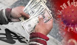 Dólar en Perú bordea sus niveles más altos al inicio de sesión cambiaria