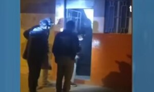 Ayacucho: detienen a 5 policías acusados de pertenecer a banda de extorsionadores