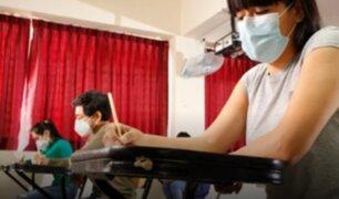 UNMSM: Minsa evaluará realización de examen de admisión de manera presencial