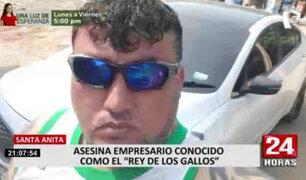 Santa Anita: empresario es hallado muerto tras reunirse con joven extranjera en su vivienda