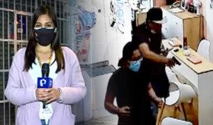 Terror en Spa: ladrón armado fue capturado por agentes Terna