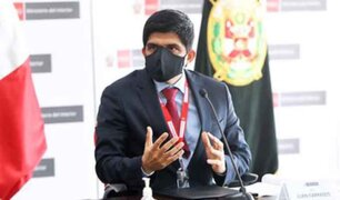Mininter investigará a presunto grupo criminal 'La Resistencia'