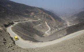 Municipalidad de Lima firmó contrato para la construcción de vía Pasamayito