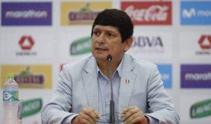 FPF: Agustín Lozano presentará su candidatura a la reelección este sábado