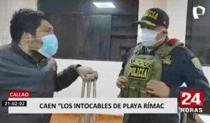 Callao: cae banda dedicada a la venta de drogas y liderada por hombre con discapacidad