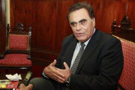 Luis Gonzales Posada sobre Richard Rojas: No cualquier persona puede ir de embajador político