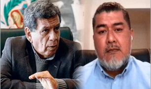 """Ministro Hernando Cevallos anunció que Antonio Quispe """"no es más vocero del Minsa"""""""