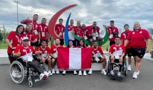 Paradeportistas peruanos ya están instalados en la Villa Paralímpica de Tokio