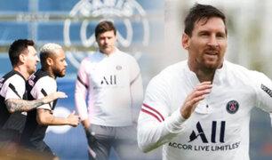 ¿Cuándo debutará Lionel Messi en el PSG?