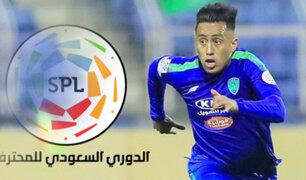 Christian Cueva: Al-Fateh igualó 1-1 ante Al Feiha en la Liga Saudí