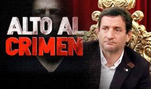 """Renzo Reggiardo regresa con """"Alto al Crimen"""""""