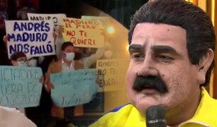 ¿Nicolás Maduro en Porque Hoy es Sábado con Andrés?