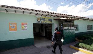 Cusco: intervienen sujeto que habría realizado tocamientos indebidos a una menor