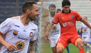 César Vallejo cayó por 2 a 1 ante Ayacucho FC