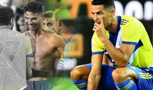 Cristiano Ronaldo anota golazo y el VAR se lo anula