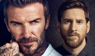 David Beckham inicia 'operación' para llevarse a Messi a Miami