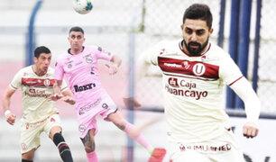 Sport Boys y Universitario empataron 0-0 en el Iván Elías Moreno