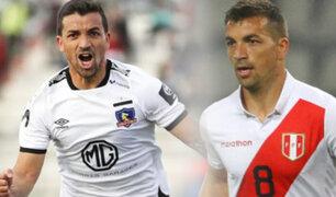 Gabriel Costa anotó tras su convocatoria a la Bicolor