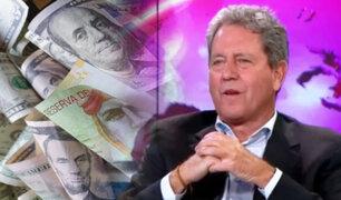 """Alfredo Thorne: """"Este año el precio del dólar estaría cerrando en S/ 4.30"""""""