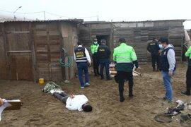 Ancón: masacre por tráfico de terrenos deja cinco muertos, entre ellos dos niñas de 3 y 13 años [VÍDEO]