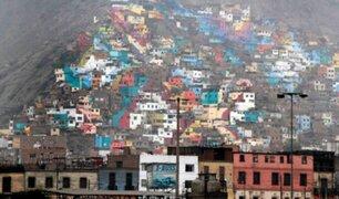Cerro San Cristóbal presenta nuevo y colorido rostro