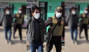 Cusco: sujeto celoso intentó ahorcar a su pareja menor de edad