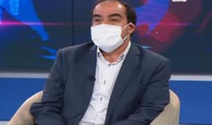 """Yonhy Lescano: """"El presidente tiene que decidir, es su Gobierno no el de Vladimir Cerrón"""""""