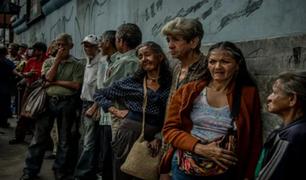 Venezuela: el 86.9% de adultos mayores vive en situación de pobreza, reveló estudio