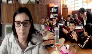 """Colectivo """"Volvamos a clases"""" pide regreso de estudiantes a clases presenciales"""