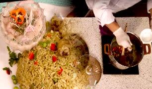 Cocina D'Mañana: hoy aprenda cómo preparar un riquísimo arroz con pollo