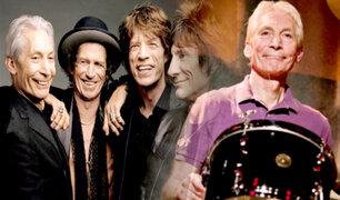 Charlie Watts: legendario baterista de The Rolling Stones, fallece a los 80 años