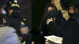 SJM: Poder Judicial dicta 36 años de prisión preventiva para exalcaldesa del distrito